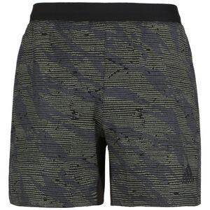 TKY Camo Trainingsshort Herren, schwarz / graugrün, zoom bei OUTFITTER Online