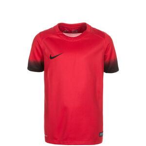 Laser Print III Fußballtrikot Kinder, Rot, zoom bei OUTFITTER Online