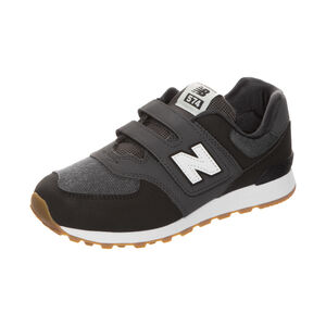 YV574-M Sneaker Kinder, schwarz, zoom bei OUTFITTER Online