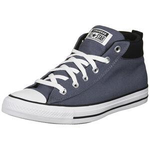 Chuck Taylor All Star Seasonal Color High Sneaker, dunkelgrau / schwarz, zoom bei OUTFITTER Online
