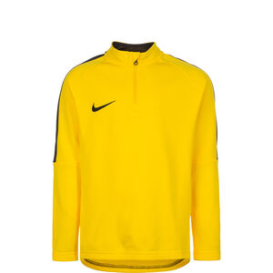 Dry Academy 18 Drill Longsleeve Kinder, gelb, zoom bei OUTFITTER Online