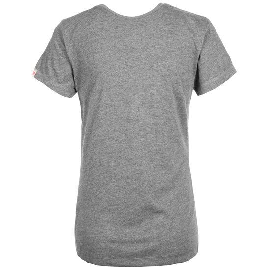 Bulli Face Used T-Shirt Damen, dunkelgrau / weiß, zoom bei OUTFITTER Online