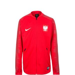Polen Anthem Jacke WM 2018 Kinder, Rot, zoom bei OUTFITTER Online