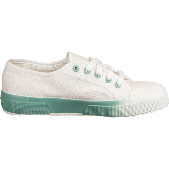 2750-COTW Gradient Sneaker Damen, weiß / mint, zoom bei OUTFITTER Online