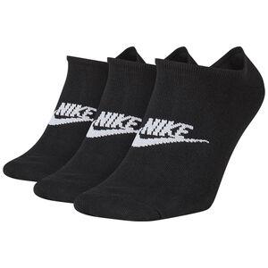 Everyday Essential No-Show Socken 3er Pack, schwarz / weiß, zoom bei OUTFITTER Online