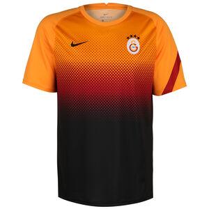 Galatasaray Istanbul Breathe Trainingsshirt Herren, orange / schwarz, zoom bei OUTFITTER Online