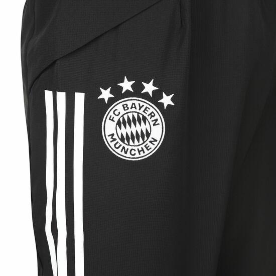FC Bayern München Präsentationshose Herren, schwarz / rot, zoom bei OUTFITTER Online