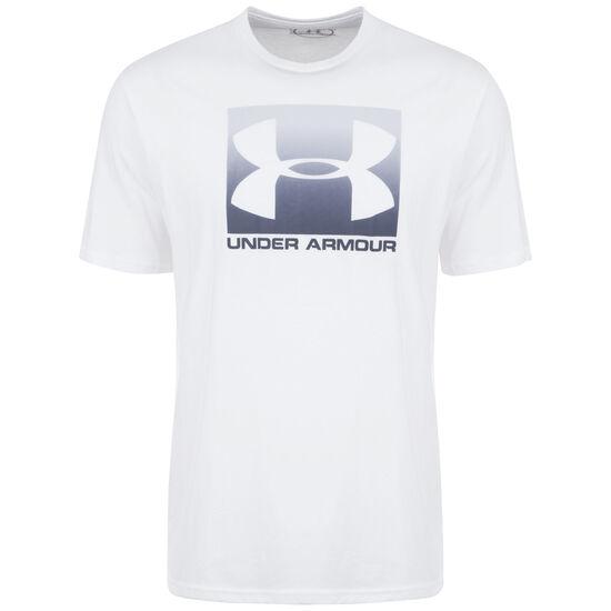 HeatGear Boxed Sportstyle Trainingsshirt Herren, weiß, zoom bei OUTFITTER Online