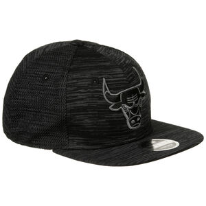 Chicago Bulls Engineered Snapback Cap, schwarz / anthrazit, zoom bei OUTFITTER Online