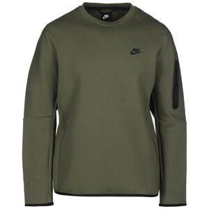 Tech Fleece Sweatshirt Herren, oliv, zoom bei OUTFITTER Online