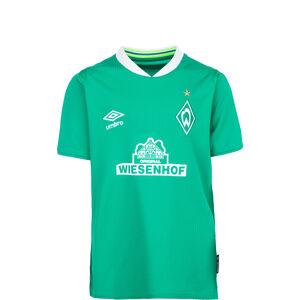 SV Werder Bremen Trikot Home 2019/2020 Kinder, grün / weiß, zoom bei OUTFITTER Online
