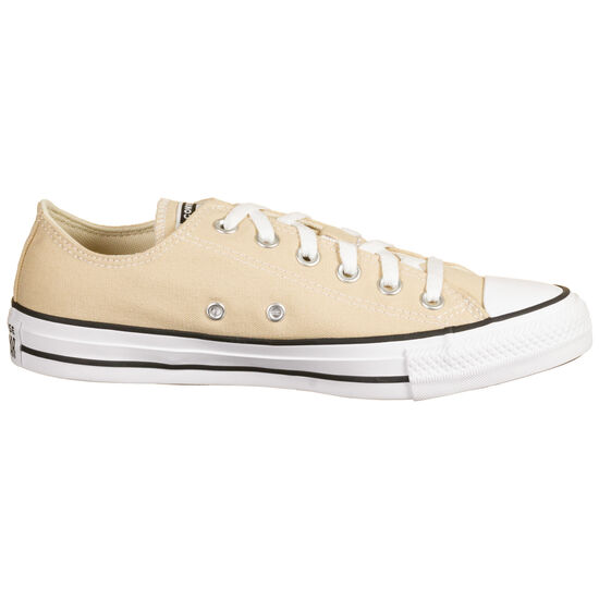 Chuck Taylor All Star OX Sneaker, beige / altrosa, zoom bei OUTFITTER Online