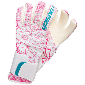 Pure Contact II G3 Womens World Cup Torwarthandschuhe Damen, weiß / pink, zoom bei OUTFITTER Online