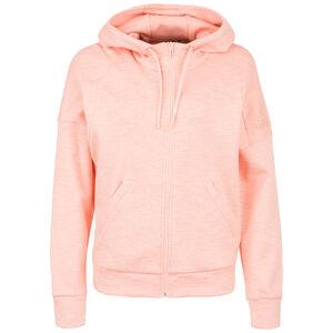 ID Melange Kapuzenjacke Damen, rosa, zoom bei OUTFITTER Online