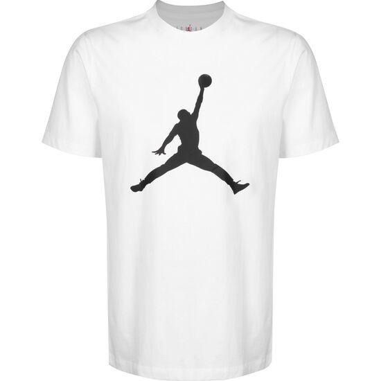 Jumpman Crew T-Shirt Herren, weiß / schwarz, zoom bei OUTFITTER Online