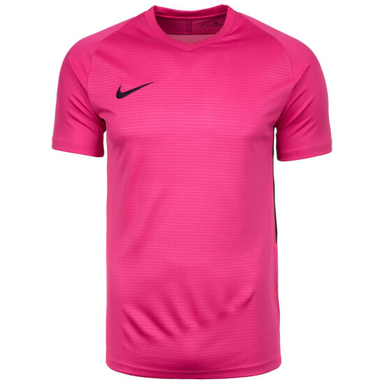 Dry Tiempo Premier Fußballtrikot Herren, pink / schwarz, zoom bei OUTFITTER Online