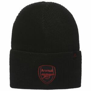 FC Arsenal Beanie, schwarz / rot, zoom bei OUTFITTER Online