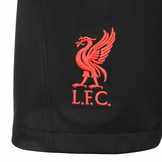 FC Liverpool Short 3rd Stadium 2020/2021 Kinder, schwarz / rot, zoom bei OUTFITTER Online