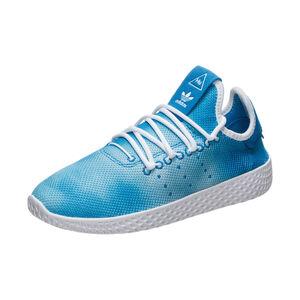 Pharrell Williams Tennis HU Sneaker Kinder, Blau, zoom bei OUTFITTER Online
