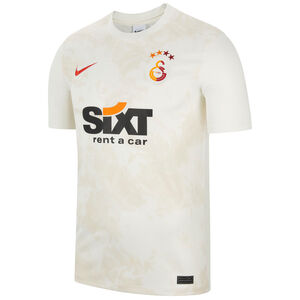 Galatasaray Istanbul 3rd Trainingsshirt Herren, creme / rot, zoom bei OUTFITTER Online