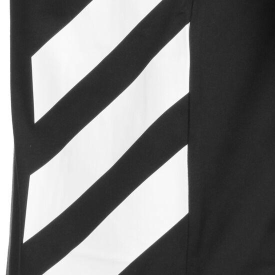 3-Streifen Basketballshirt Herren, schwarz / weiß, zoom bei OUTFITTER Online