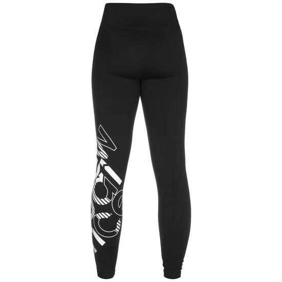 Relentless Highrise Graphic Tight Leggings Damen, schwarz / weiß, zoom bei OUTFITTER Online