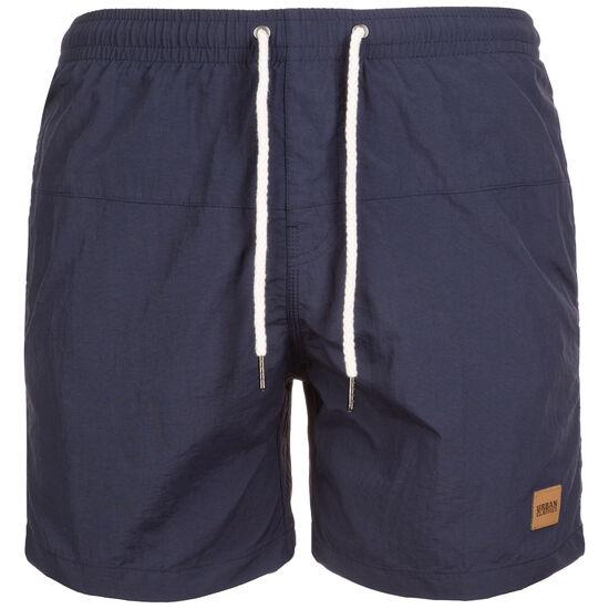 Block Swim Short Herren, dunkelblau, zoom bei OUTFITTER Online