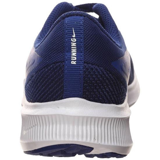Downshifter 10 Laufschuh Kinder, blau / weiß, zoom bei OUTFITTER Online