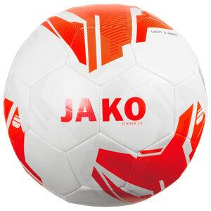 Lightball Striker 2.0 Fußball Kinder, weiß / orange, zoom bei OUTFITTER Online