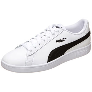 Smash v2 Leather Sneaker, Weiß, zoom bei OUTFITTER Online