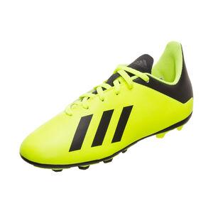 X 18.4 FxG Fußballschuh Kinder, Gelb, zoom bei OUTFITTER Online