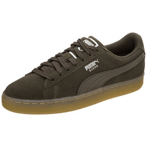 Suede Classic Bubble Sneaker Damen, Braun, zoom bei OUTFITTER Online