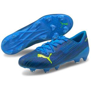 ULTRA 2.2 FG/AG Fußballschuh Herren, blau / neongelb, zoom bei OUTFITTER Online
