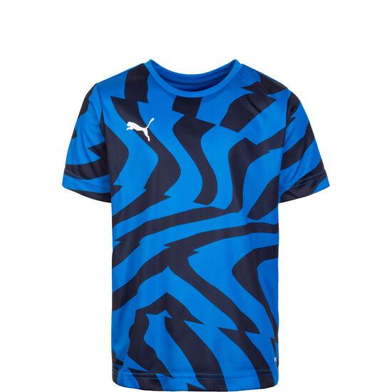 CUP Core Fußballtrikot Kinder, blau / weiß, zoom bei OUTFITTER Online