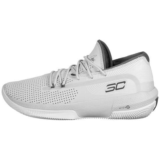 SC 3Zero III Basketballschuh Herren, grau, zoom bei OUTFITTER Online