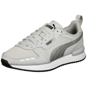 R78 Metallic Sneaker Damen, grau / silber, zoom bei OUTFITTER Online