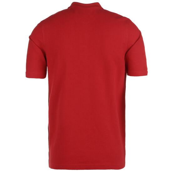 Bayer 04 Leverkusen Poloshirt Herren, rot, zoom bei OUTFITTER Online