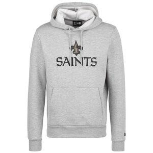 NFL Camo Logo New Orleans Saints Kapuzenpullover Herren, grau, zoom bei OUTFITTER Online