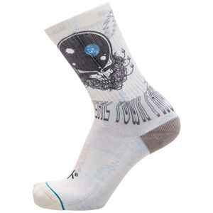 Steal Your Face Socken, weiß / bunt, zoom bei OUTFITTER Online