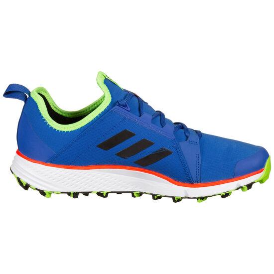 Terrex Speed GTX Trail Laufschuh Herren, blau / neongrün, zoom bei OUTFITTER Online