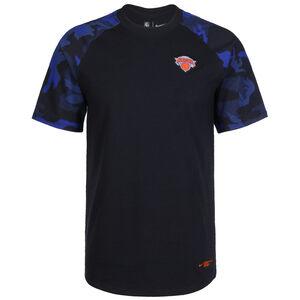 New York Knicks Trainingsshirt Herren, schwarz / blau, zoom bei OUTFITTER Online