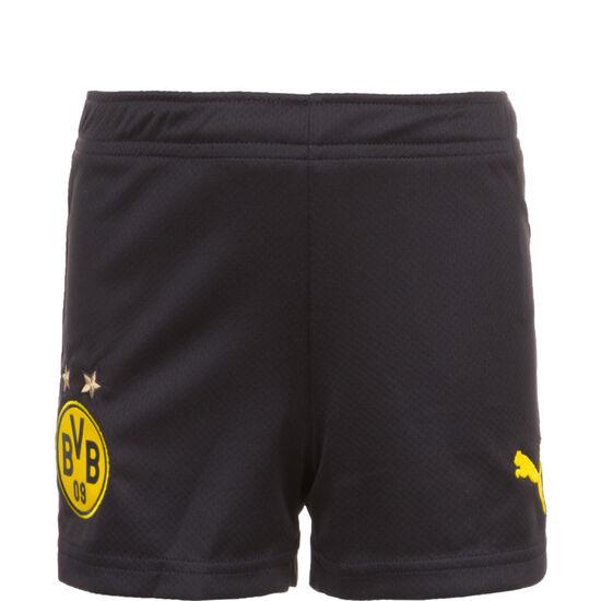 Borussia Dortmund Minikit Home 2019/2020 Kleinkinder, gelb / schwarz, zoom bei OUTFITTER Online
