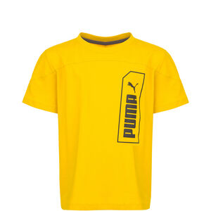 NU-TILITY T-Shirt Kinder, gelb, zoom bei OUTFITTER Online