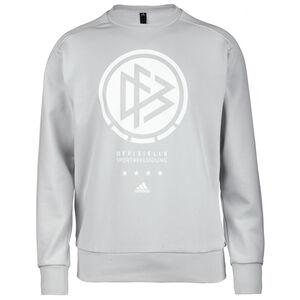 DFB Seasonal Special Sweatshirt EM 2021 Herren, hellgrau, zoom bei OUTFITTER Online