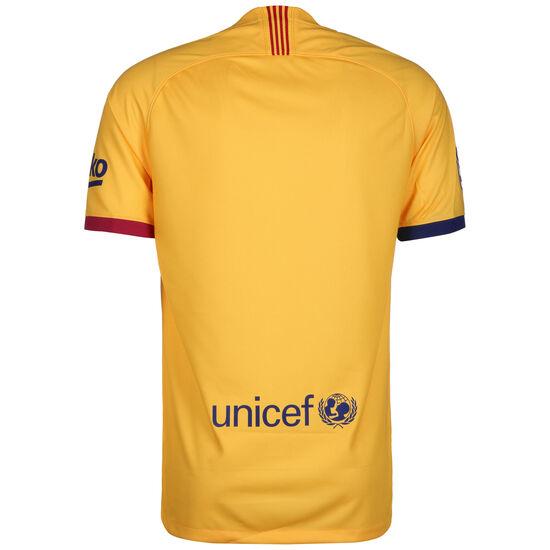 FC Barcelona Trikot Away Stadium 2019/2020 Herren, gelb / blau, zoom bei OUTFITTER Online