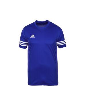 Entrada 14 Fußballtrikot Kinder, blau / weiß, zoom bei OUTFITTER Online