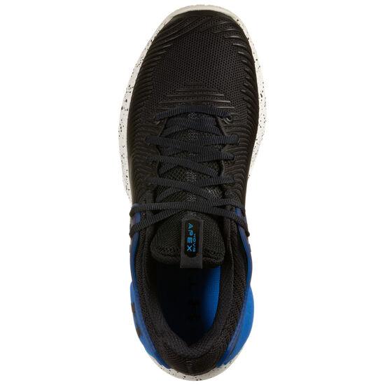 HOVR Apex 2 Trainingsschuh Herren, schwarz / blau, zoom bei OUTFITTER Online