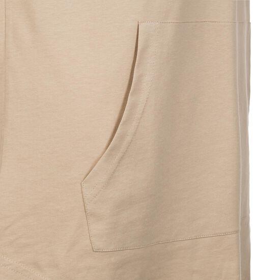 Jersey Kapuzenpullover Herren, beige, zoom bei OUTFITTER Online