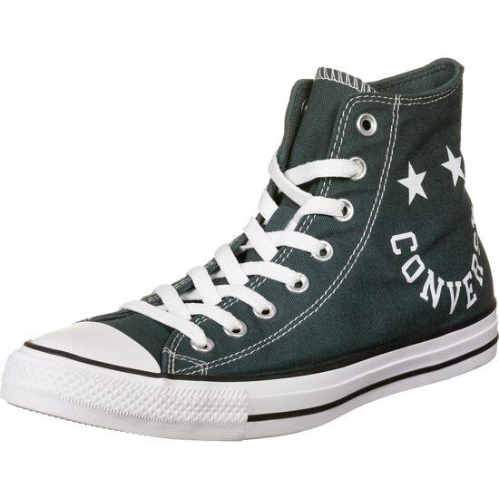 Chuck Taylor All Star Smile High Sneaker Herren, grau / weiß, zoom bei OUTFITTER Online
