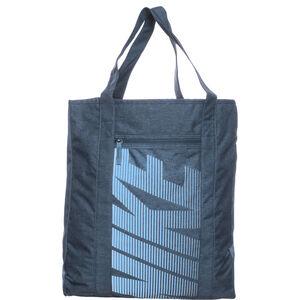 Gym Club Tote Sporttasche Damen, dunkelblau / blau, zoom bei OUTFITTER Online